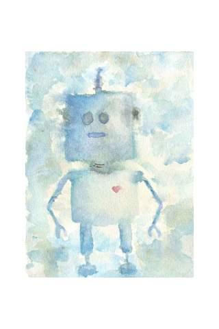 """Monday Morning"" 8 x 10"" Giclee print by Jen Shaw"