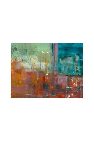 """""""Urban Rain"""" 18 x 24, Giclee canvas print by Carla Lam"""