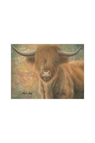 """Boldness"" 12 x 16"" Giclee canvas print by Kayla Goetz"