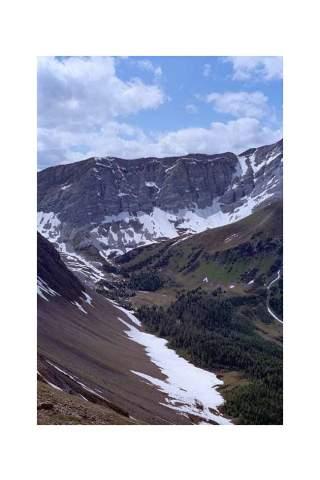 """Kananaskis Mountain"" by Miles Parenteau"