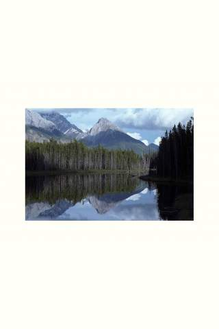 """Kananaskis Lake"" by Miles Parenteau"
