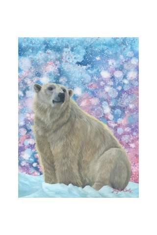 """Pure of Heart"" 12 x 16"" Giclee canvas print by Kayla Goetz"