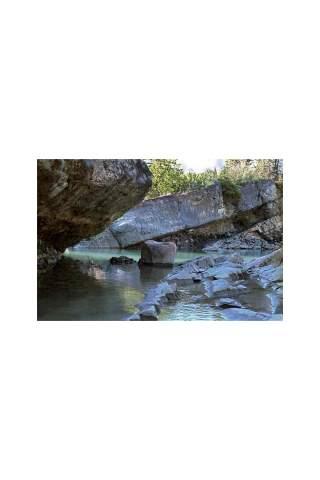 """Kananaski River"" by Miles Parenteau"