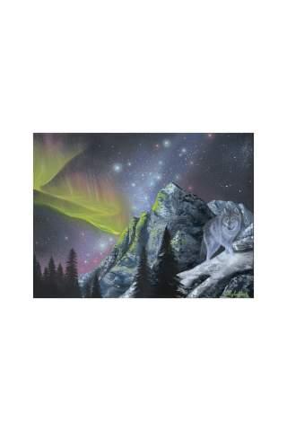 """""""Star Gazer"""" 12 x 16"""" Giclee canvas print by Kayla Goetz"""