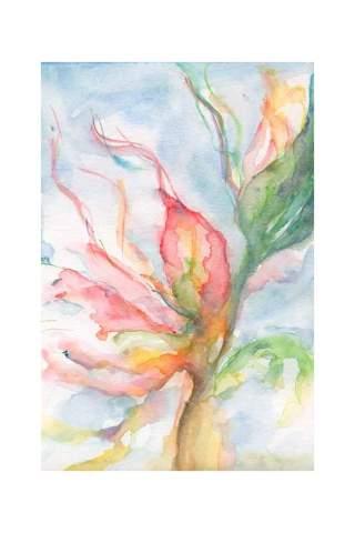 """Enter Light"" 8 x 10"" Giclee print by Jen Shaw"